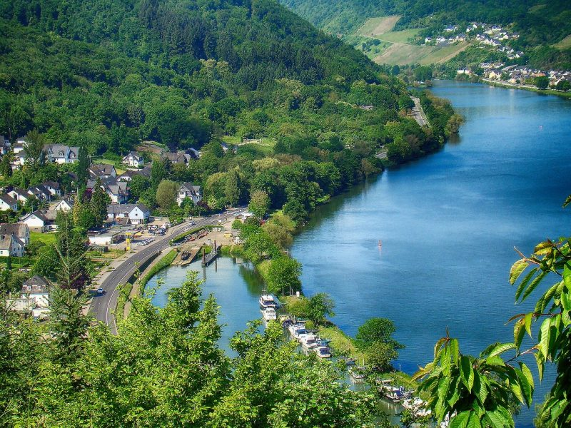 mosel, germany, europe