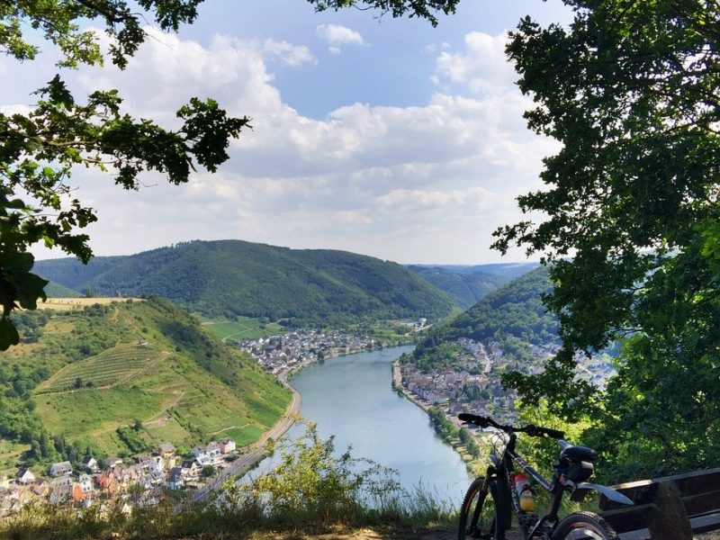 mosel, river, germany